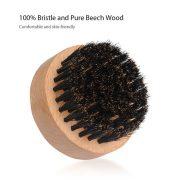 Man-beard-OEM-logo-wooden-bristle-round (2)